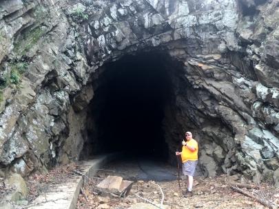 Tunnel #1 - Tweetsie Railroad
