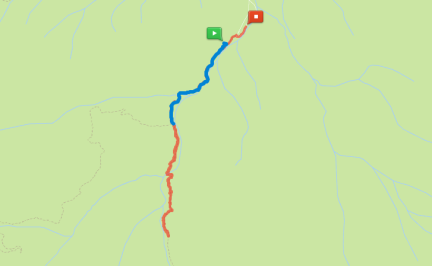 Map of our route