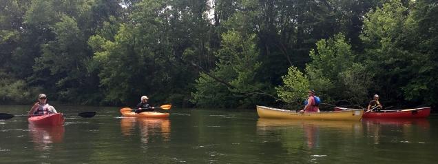 Great river companions