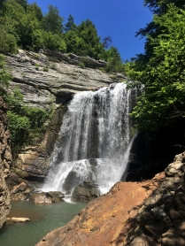 Russell Creek Falls (private), Wise County, VA (upper)