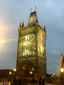 Old Town Bridge Tower, Prague