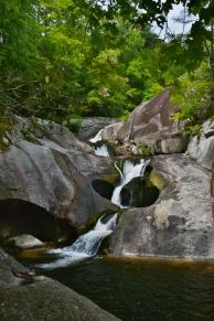 Steels Creek Falls - upper