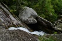 Steels Creek Falls - lower