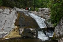Steels Creek Falls, NC