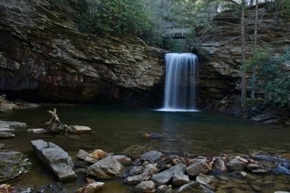 Upper Falls, Stony Creek, VA
