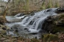 Big Falls on Big Cedar Creek