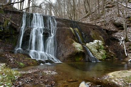Garrett Creek Falls, Washington County, VA