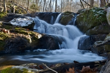 Toole Creek Falls - lower, Washington County, VA