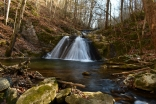Toole Creek Falls - middle, Washington County, VA