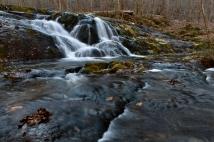 Toole Creek Falls - upper, Washington County, VA