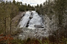 High Falls Dupont State Forest, NC