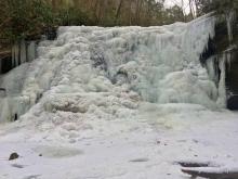 Lower Little Stony Falls