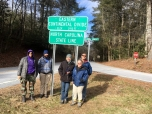 EarthCache at the Eastern Continental Divide