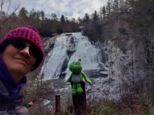 With Signal at High Falls