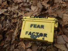 Fear is not a factor for us!