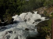 Storfossen Waterfall, Geiranger, Norway