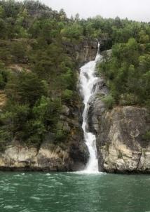 Unknown Falls, Eidfjord, Norway