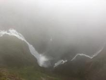 Vøringsfossen Waterfall, Eidfjord, Norway
