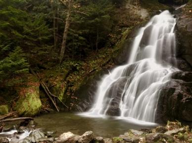 Moss Glenn Falls, Granville, VT