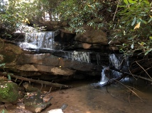 Upper Logger Falls, Laurel Run Park, Hamblen County, TN