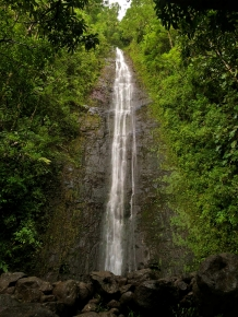 Manoa Falls, Honolulu, Hawaii