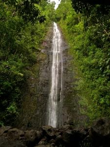 Manoa Falls, Honolulu, Hawaii