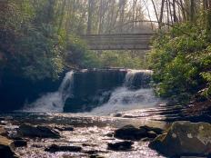 Middle Little Stony Falls