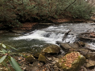 Another cascade on Little Stony Creek