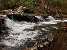 Beautiful set of cascades