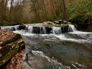 Cascades on Little Stony Creek